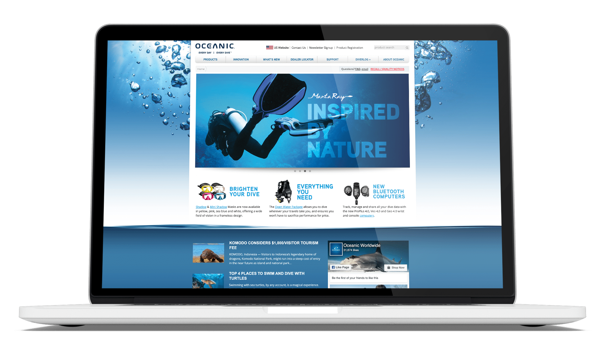 American Underwater Products (AUP) - Case Study