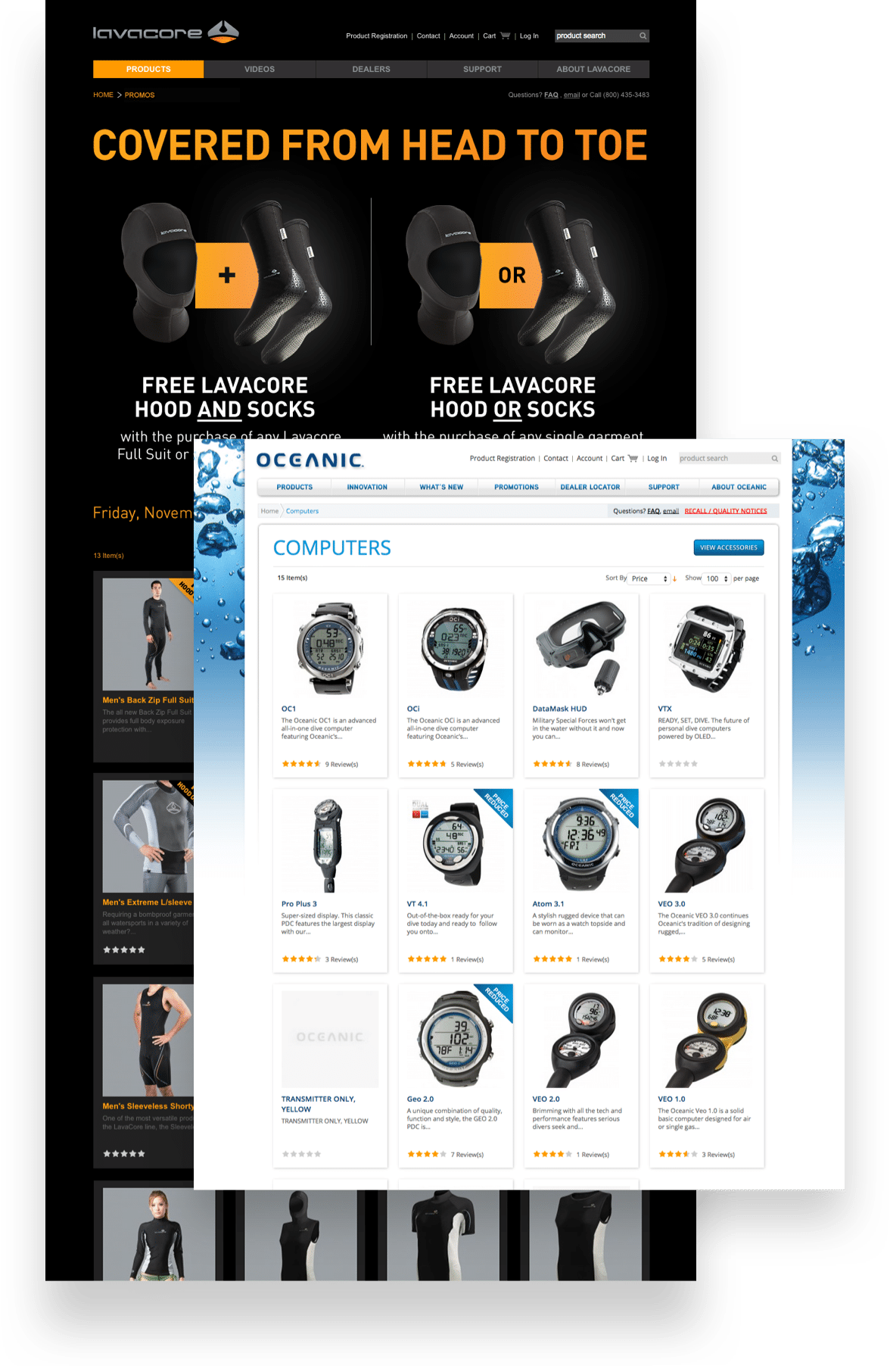 American Underwater Products (AUP) - The Solution Image