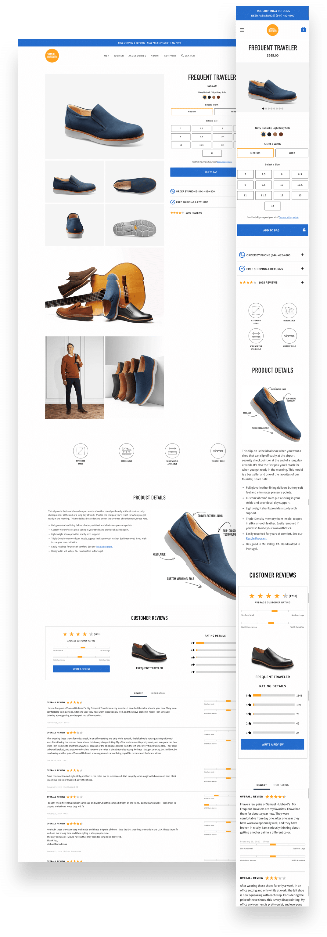 Samuel Hubbard Shoes - The Solution Image